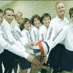 My parents' volleyball team marks 22 years together