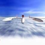 Fossett Breaks Nonstop Solo Flight Record