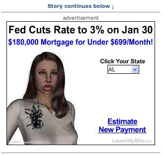 Strange Ad
